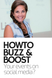 buzz and boost social events