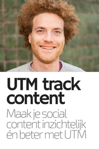 UTM track your social content